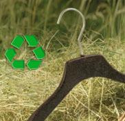 Grass coat hangers