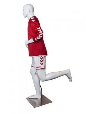 Herre løber sports mannequin